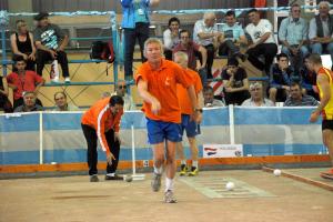 Sport Boules in actie